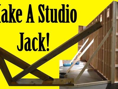 How to Make a Studio Jack