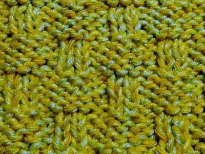 Basketweave mustra (How to Knit Basketweave Stitch)