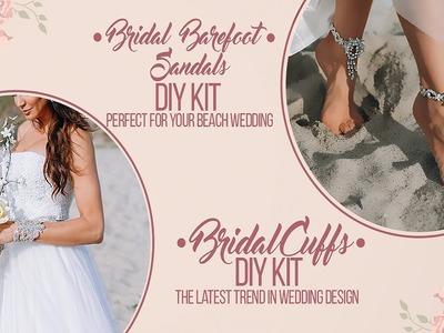 DIY BRIDAL ACCESSORY IDEAS