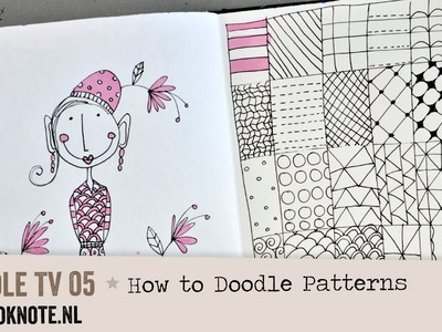 Doodle TV 05 - How to Doodle Patterns