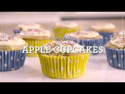Easy recipe: How to make apple cupcakes