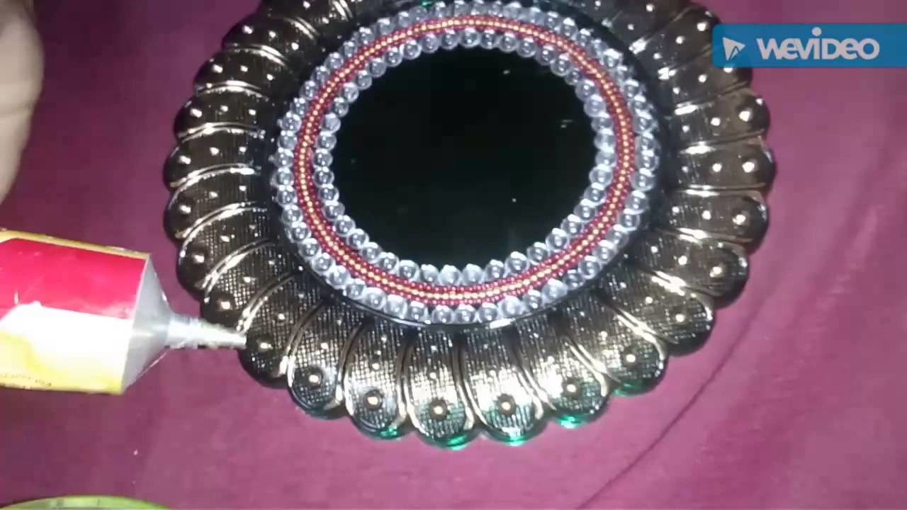 How to decorate thali at home