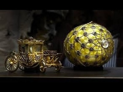 How to make a FABERGE Egg!