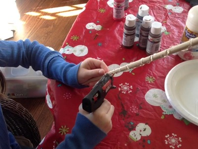 How to make a Hermione Granger wand from Harry Potter