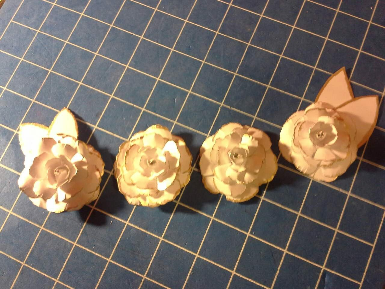 How To Make A Paper Rose (NO DIES OR PUNCHES REQUIRED)