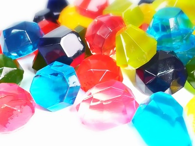 HOW TO MAKE BEJEWELED GUMMIES