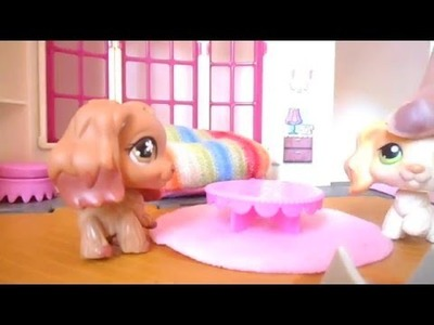 LPS How to Decorate the Insides of an Doll House {For 179 subscribers}
