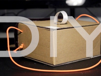 VR HEADSET FOR 1€ (DIY)