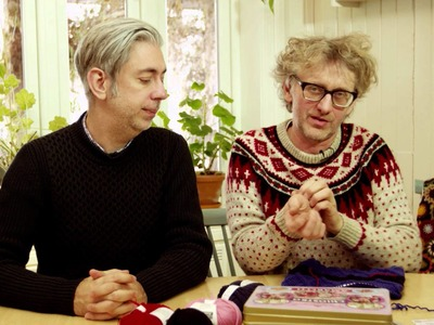 ARNE & CARLOS show you how to knit a great cowl