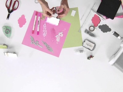 DIY With Sharyn Sowell: Place Card Makes