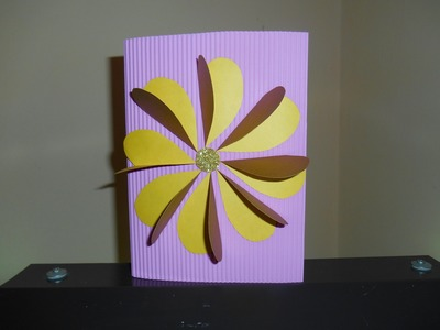 How to make a greeting card for Mother's Day, March 8 (Tutorial)