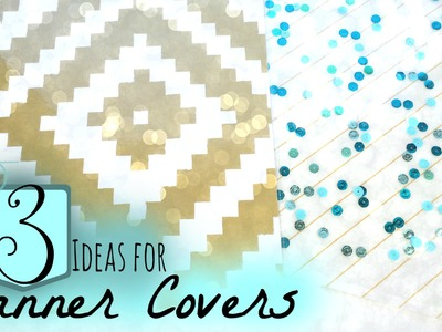 How to Make a Planner Cover (Happy Planner)