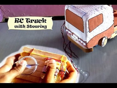 How to make a toy truck review