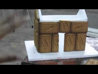 How to Make Biscuit House Wedding and Tatwa Idea part 3 of 4