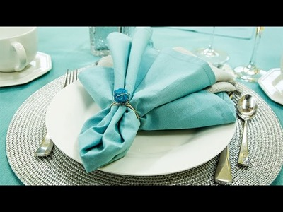 How to Make Napkin Rings