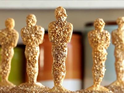 How to Make Oscar Awards Cupcakes | Become a Baking Rockstar