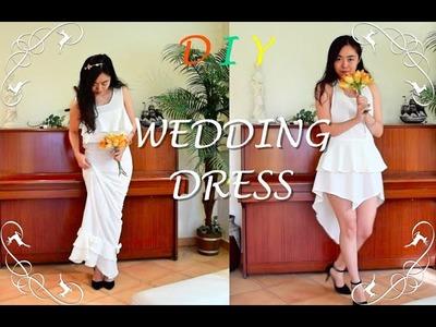 How to make wedding dress - Spring Bride2016!