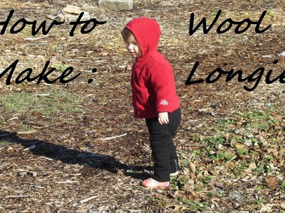 How to Make Wool Longies from Sweaters - DIY
