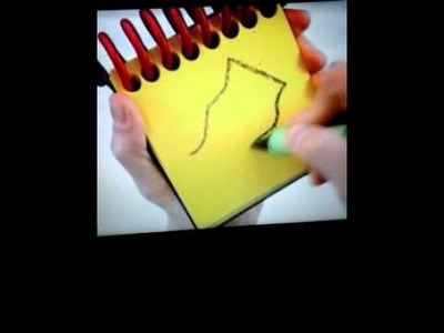 Blue's clues How to draw a Blanket (Blue's Big Holiday)