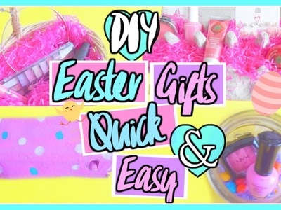 DIY Easter Gifts - Quick, Easy & Cute | Aianna Khuu