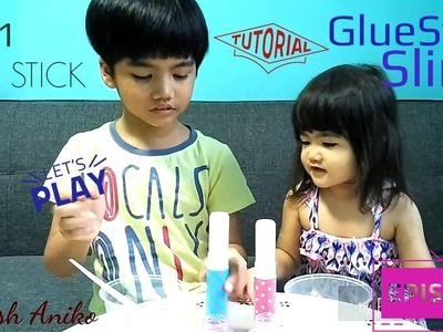 DIY Glue Stick SLIME | DIY: Slime Without Borax, Tide, Baking Soda, Salt or liquid starch