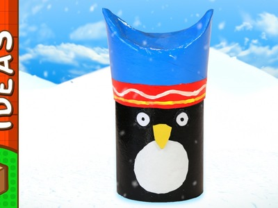 DIY Penguin Sami Hat | Craft Ideas For Kids | Box Ideas