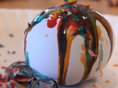 How to Dye Easter Eggs - Unique, Creative, and Fun Ways - Dyeing Easter Eggs
