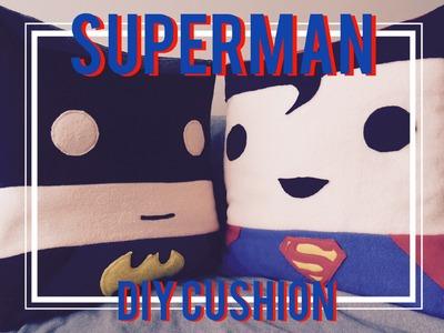 Superman DIY Funko Cushion   Batman Vs Superman