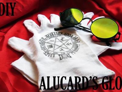 COSPLAY DIY| Hellsing: Alucard's Gloves