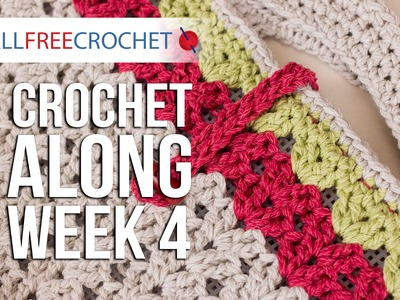 Crochet Along: Week 4 - Finishing the Tote + Adding the Liner