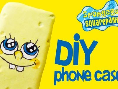 DIY | Spongebob Phone Case (ITA + ENG subtitles)