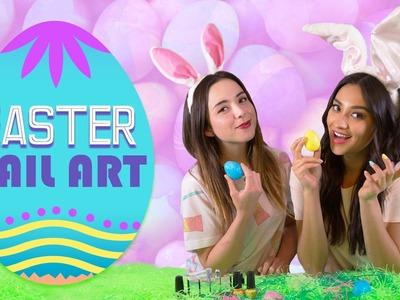 Easter Inspired Nail DIY | Shay's Tutorials