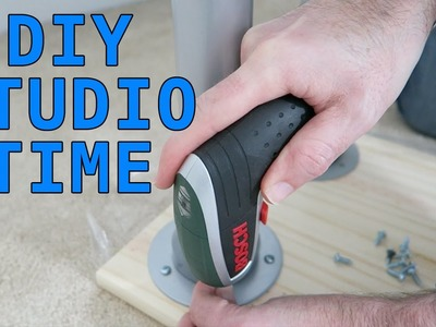 Epic DIY Studio Time ft Yubl