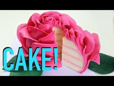 ❤ How To Cake It - 5 MIN - No-Bake Chocolate Cake Recipe【1080p】