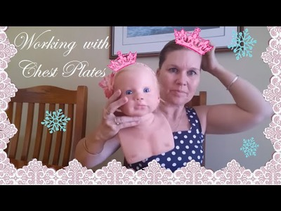 How to Connect a Chest Plate to you Reborn Baby Body