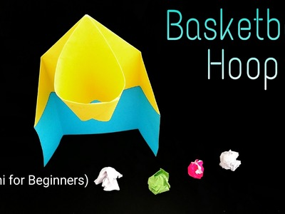 """How to make an easy Paper """"Basketball"""