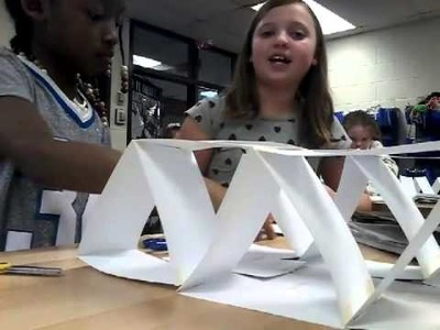 L how to make a bridge out of index cards part 3