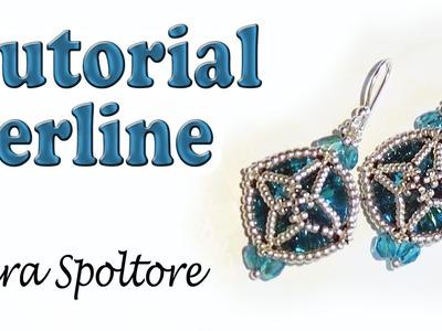 Sarubbest: tutorial orecchini con perline - DIY orecchini - Come fare orecchini