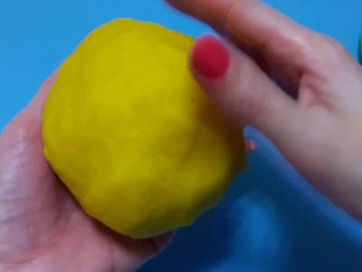 The BEST Recipe Play-Doh! How to make Playdough at Home. DIY.
