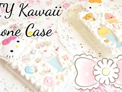 ♡♡ Tutorial: DIY Kawaii Decoden Phone Case ♡♡