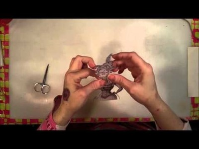 Tutorial: How to Make a Ribbon Doll!