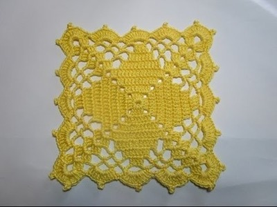 Uncinetto Crochet Square