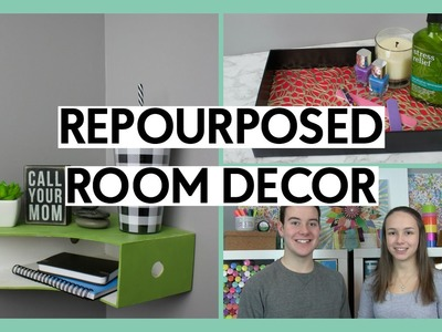 Repurposed Room Decor | Tumblr Inspired
