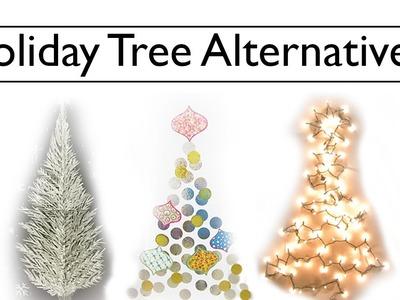 Fridiy: Holiday Tree Alternatives