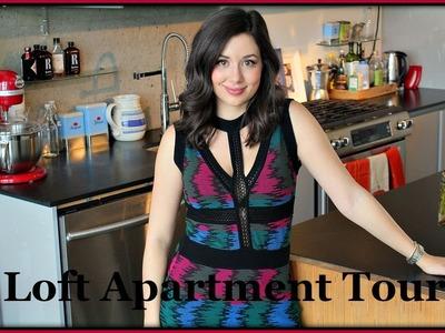 Loft Apartment Tour!
