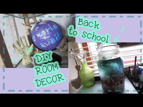 BACK TO SCHOOL DIY ROOM DECOR | suzanne marie
