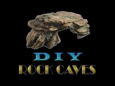 D.I.Y. Rock Caves for Breeding Apistos