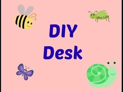 DIY AG Desk