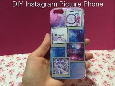 DIY Instagram Picture Phone Case
