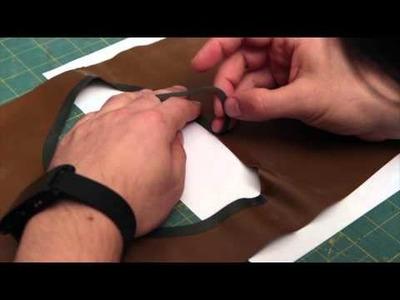 DIY: mens latex tanktop